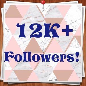 SPJ Boutique has reached 12K followers!